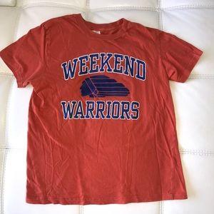 Abercrombie Weekend Warrior T Shirt